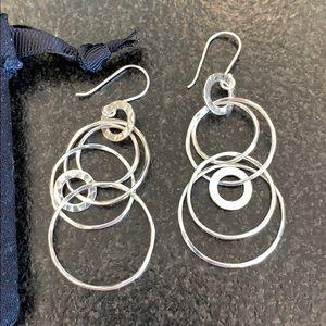 Ippolita Jewelry - Ippolita sterling silver earrings, NWOT